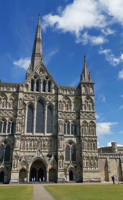 Spending A Day In Salisbury